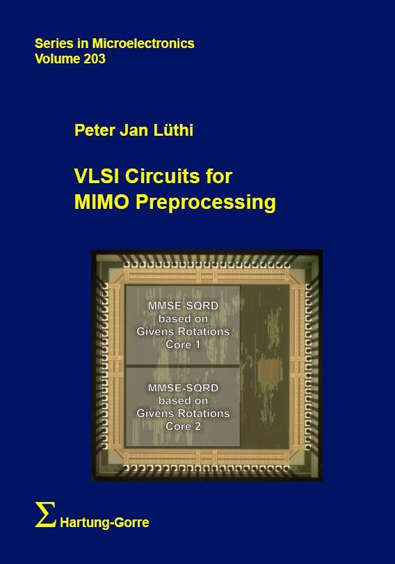 Custom thesis paper vlsi signal processing